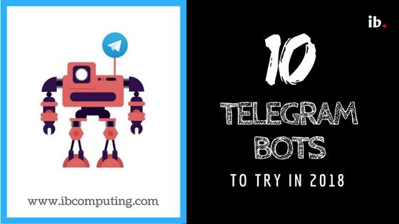 Ten Telegram Bots That Will Make Your Life Easier