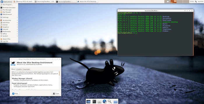 screenshot_xfce