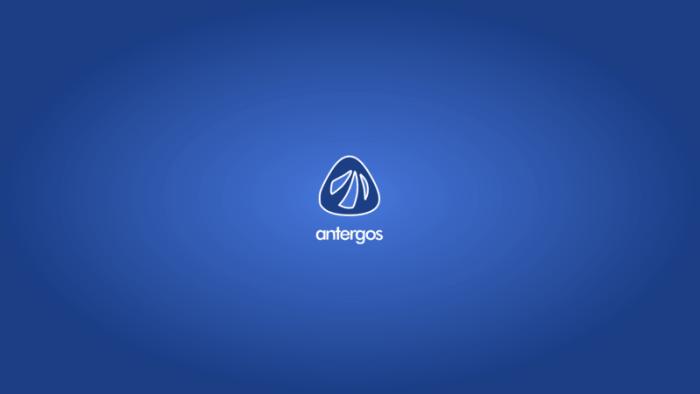 Antergos Wallpaper