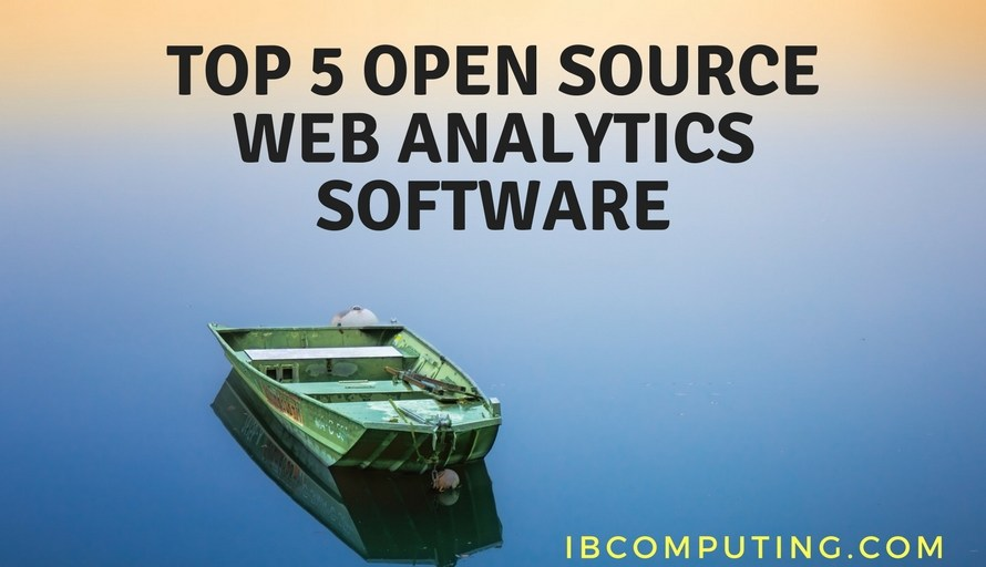 Top 5 Open Source Web Analytics Software For Linux Systems