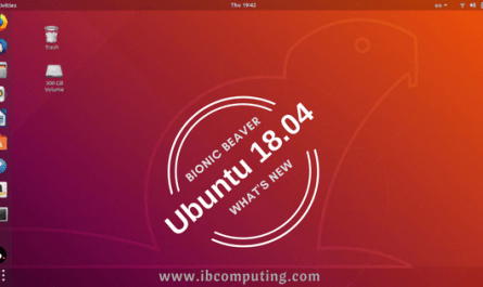 Ubuntu 18.04 Bionic Beaver Improvements