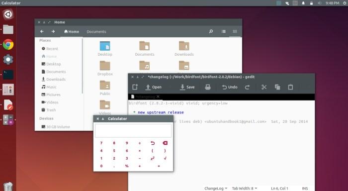 Ubuntu 18.04 Themes