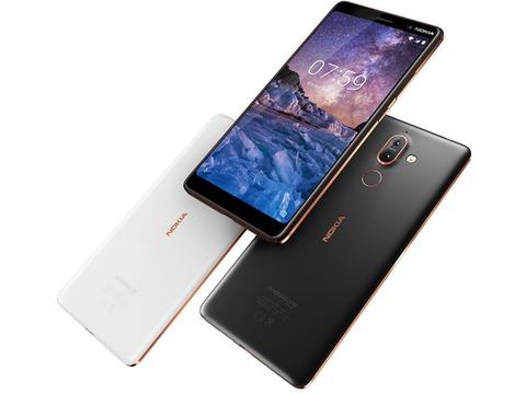 Best Budget Smartphones - Nokia 7 Plus