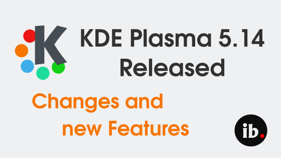 KDE Plasma 5.14 Released