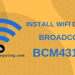 How to Install WiFi driver for RTL8723DE aka RealTek d723 in