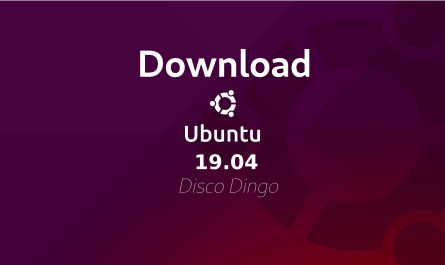 Download Ubuntu 19.04 Disco Dingo
