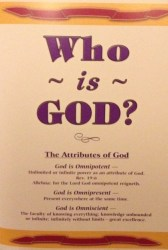 8. Who is God pic 2