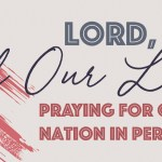 Lord, Heal Our Land, Praying For Our Nation in Perilous Times