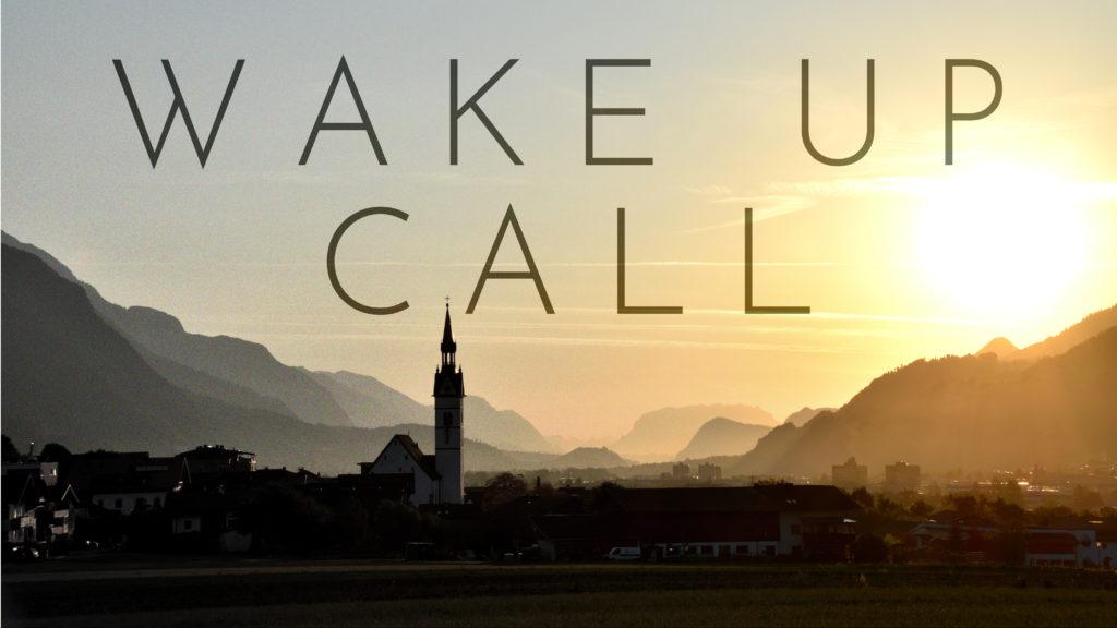 Paul D Mooney – Wake Up Call