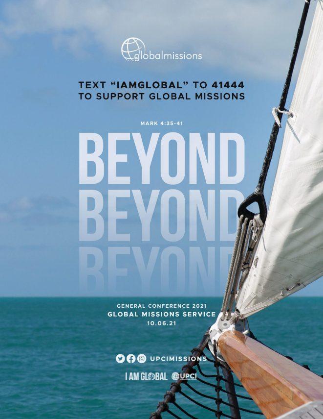 UPCI Global Missions