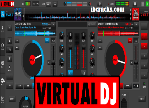 Virtual DJ 6242 Crack With License Key Free Download 2021