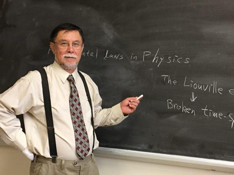 ペトロスキー富夫 物理学博士