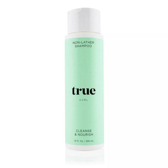 True Curl Non-Lather Shampoo