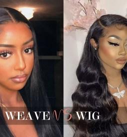 WEAVE VS WIG - beautyguide