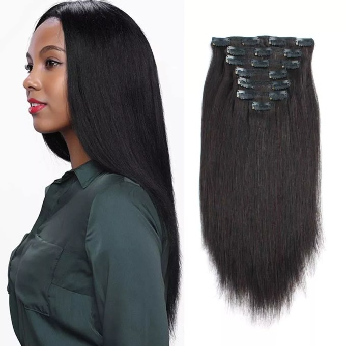 african american hair extensions styles