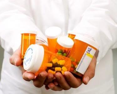 Imagen ilustrativa de medicamentos