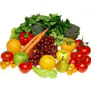 imagen frutas y verduras
