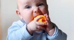 La alimentación infantil
