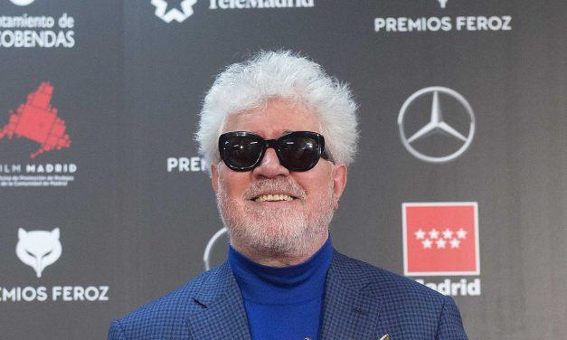 Almodóvar triunfa en Premios Ferozde la prensa española