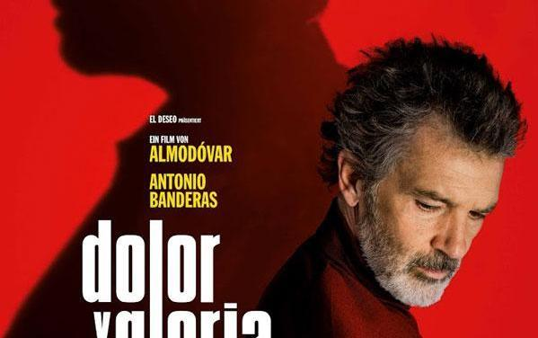 Almodóvar, Banderas y Rodrigo Prieto nominados al Oscar