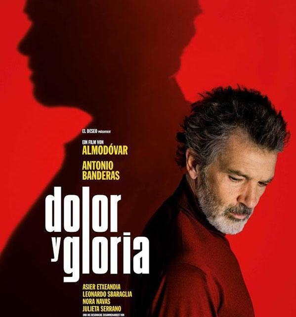 Almodóvar gana premio de crítica italiana por «Dolor y Gloria»