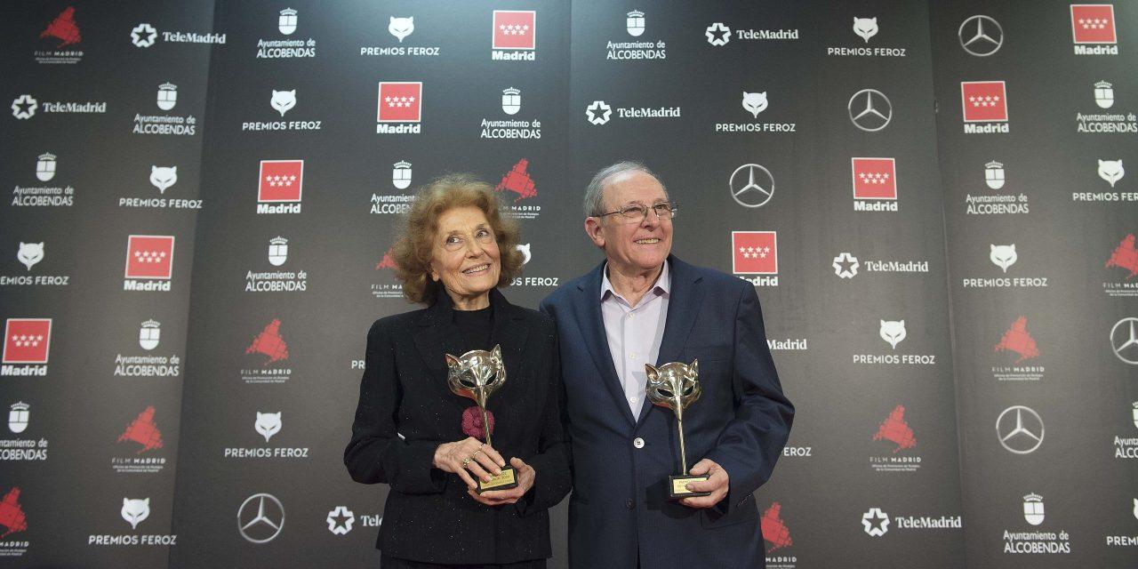 Distinguen Premios Feroz a lo mejor del cine y de las series de España