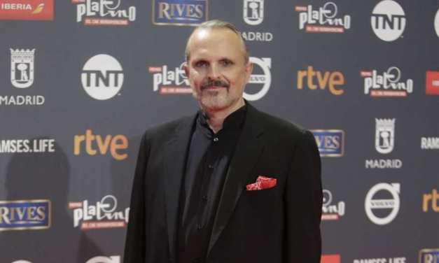 Televisión: Preparan serie sobre vida de Miguel Bosé