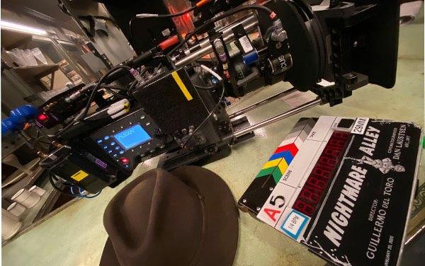 """Del Toro ya rueda su nueva película """"Nightmare Alley"""""""