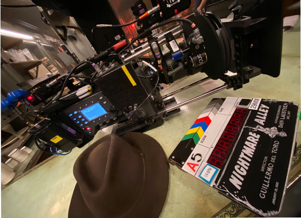 Covid-19: Dos películas de Guillermo Del Toro afectadas