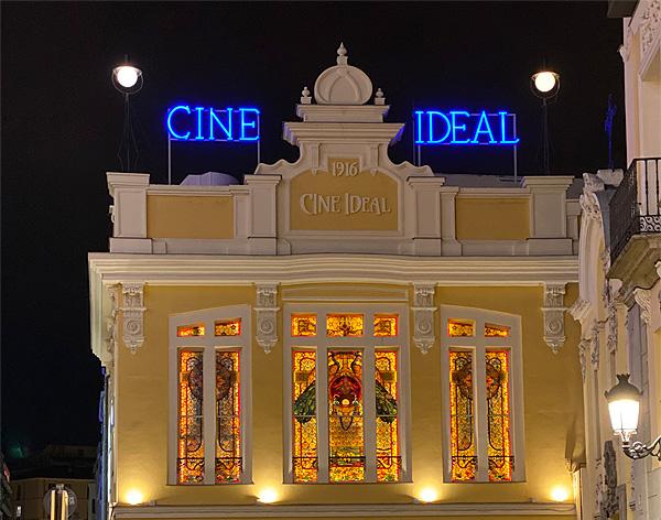 Recaudación de Cines españoles cayó 72% en 2020
