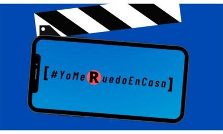 Crean festival de microcortos #YoMeRuedoEnCasa