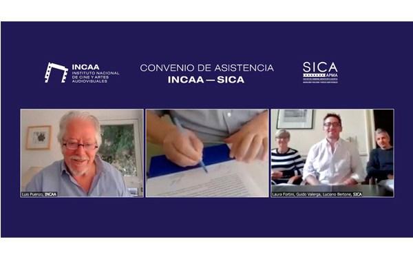 ARGENTINA: INCAA apoyará financieramente a Sindicato Industria Cinematográfica