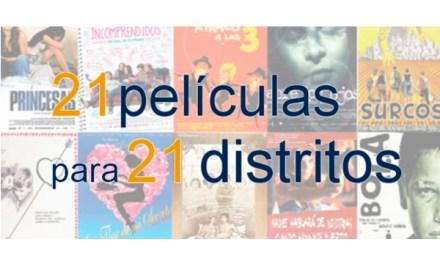 Lanzan guía de localizaciones de películas rodadas en Madrid
