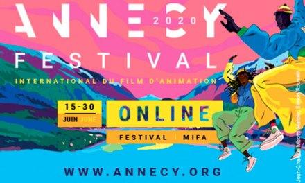 """Animación: Annecy celebrará su versión """"online"""" en junio"""