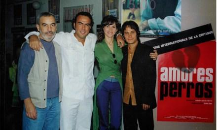 """Se cumplen 20 años del premio de """"Amores Perros"""" en Cannes"""