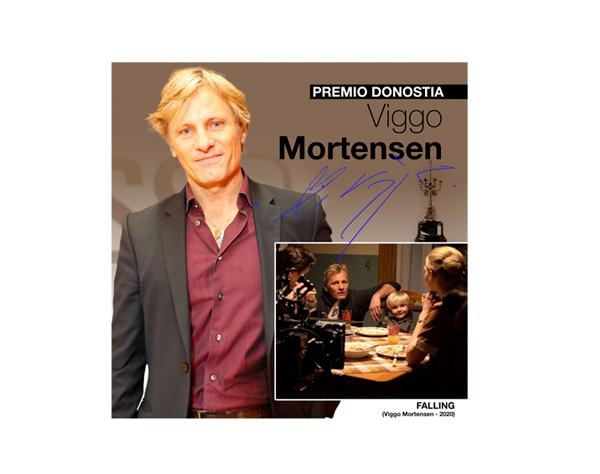Viggo Mortensen recibirá un Premio Donostia del Festival de San Sebastián