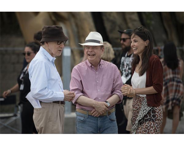 Película de Woody Allen inaugurará San Sebastián
