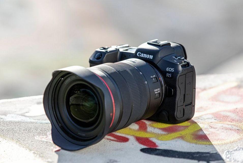 Canon presenta las esperadas cámaras sin espejo R5 y R6