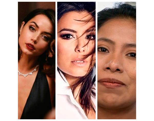 Hollywood invita a Ana de Armas, Longoria y Yalitza Aparicio a integrar Academia