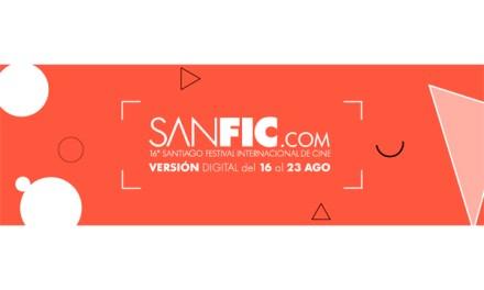 Chile: Comienza Festival de Santiago SANFIC 100% digital
