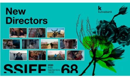 San Sebastián: Tres películas españolas competirán en Nuevos Directores