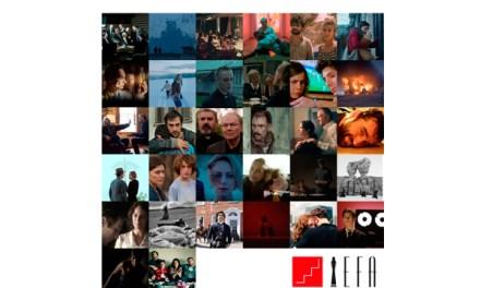 Tres películas españolas preseleccionadas para Premios del Cine Europeo