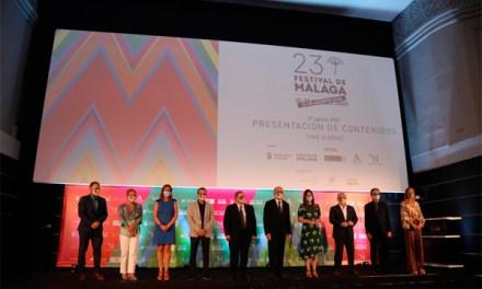 Festival de Málaga presenta su 23 edición