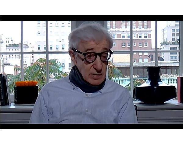 Woody Allen inaugura San Sebastián con guiños a España y a Buñuel
