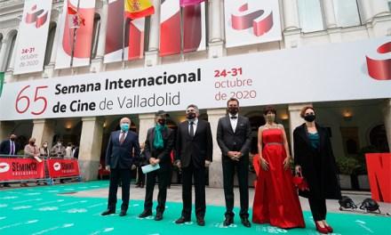 Comienza la Seminci de Valladolid afectada por toque de queda