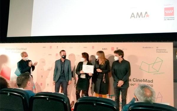 Ventana Cinemad entrega premios de financiación a cuatro proyectos