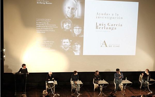 Presentan proyectos de investigación ganadores de ayudas L.G. Berlanga