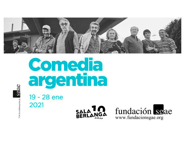 """Inicia ciclo de cine """"Comedia argentina"""" en Madrid"""