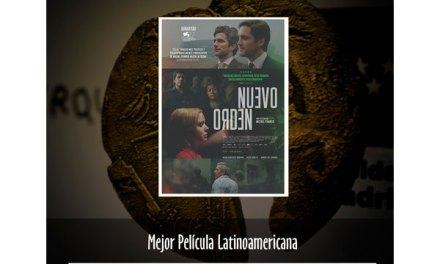 """""""Nuevo Orden"""" gana Premio Forqué de Productores de España"""