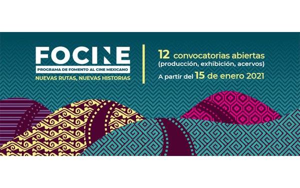 El Imcine lanza Focine, nuevo fondo de apoyo a cine mexicano